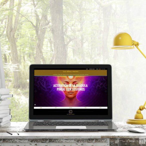 Web Design Bucuresti - Luzalmaymente (luzalmaymente.com)