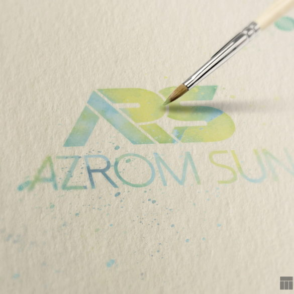 Web Design Bucuresti - Azrom Sun Logo