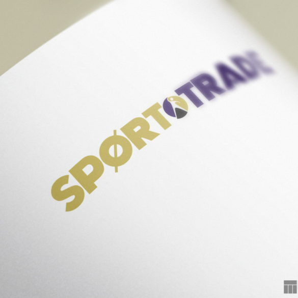 Web Design Bucuresti - Sport Trade Logo