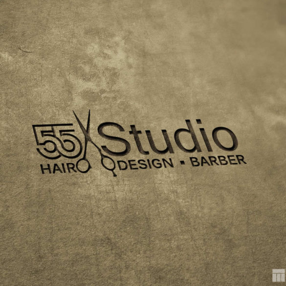 Web Design Bucuresti - 55 Studio Logo