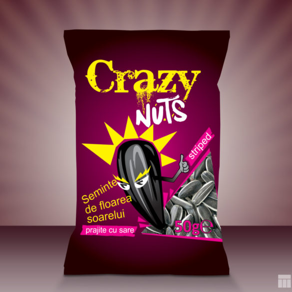 Web Design Bucuresti - Crazy Nuts