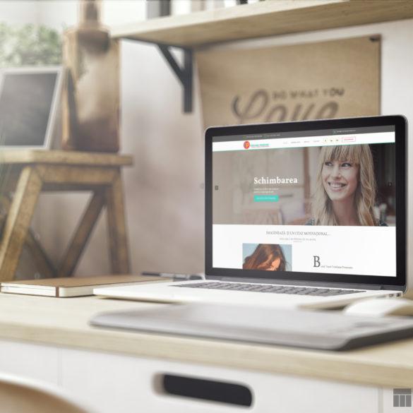 Web Design Bucuresti - Cristiana Pruneanu (cristianapruneanu.ro)