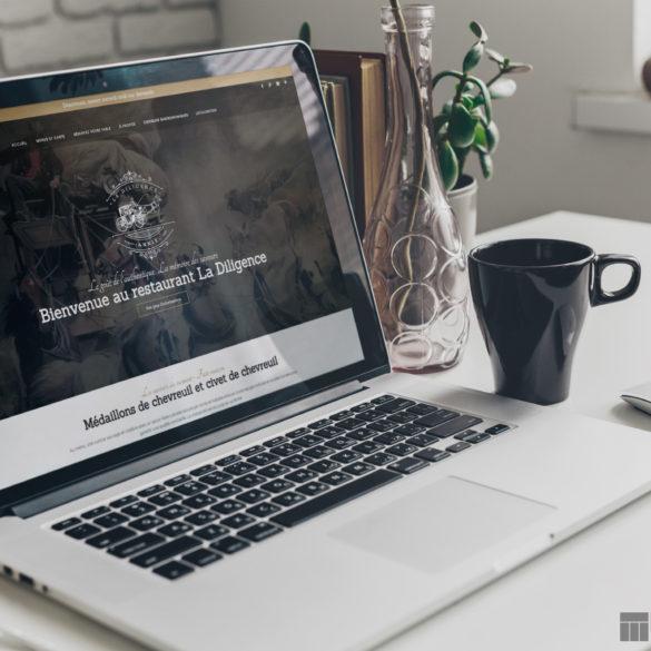 Web Design Bucuresti - La Diligence Annie (ladiligenceannie.ch)