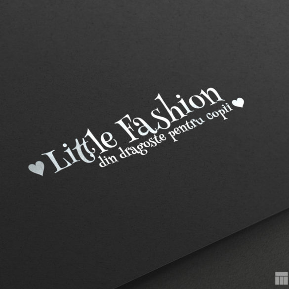 Web Design Bucuresti - Little Fashion Logo