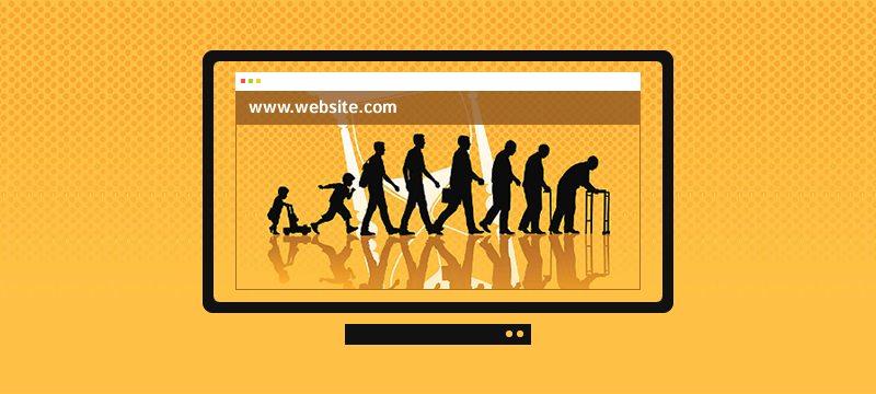 Care este Viata Medie a Unui Design Web?