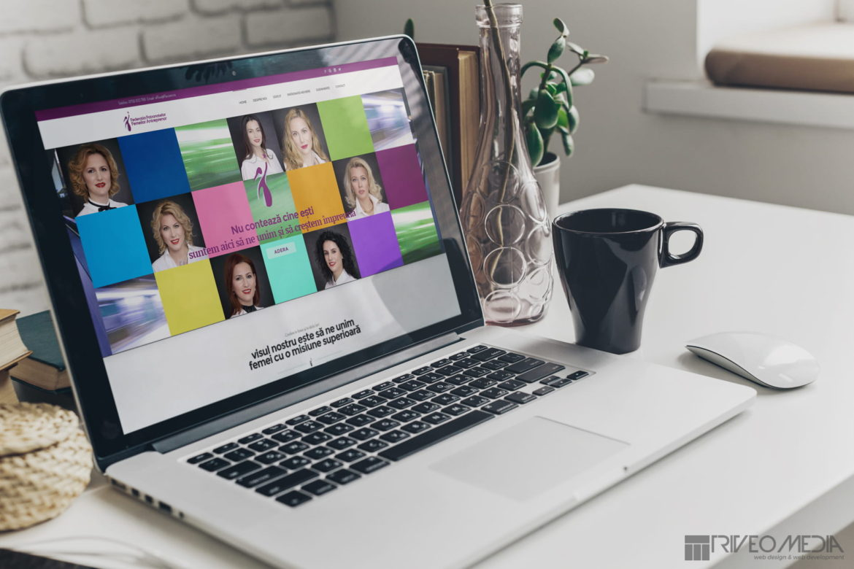 Web Design Bucuresti - Federatia Patronatelor Femeilor Antreprenor (ffa.com.ro)