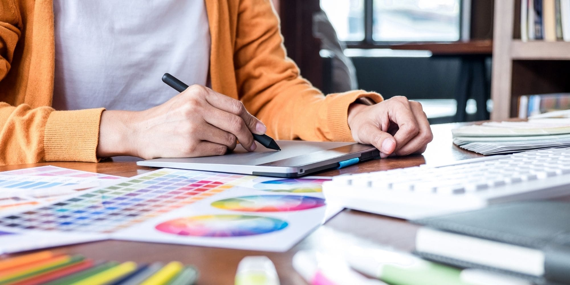 tips finish graphic design on time